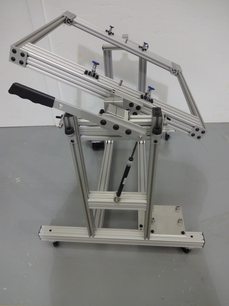 T Slot Aluminum Extrusion Tables And Workstations Tsi