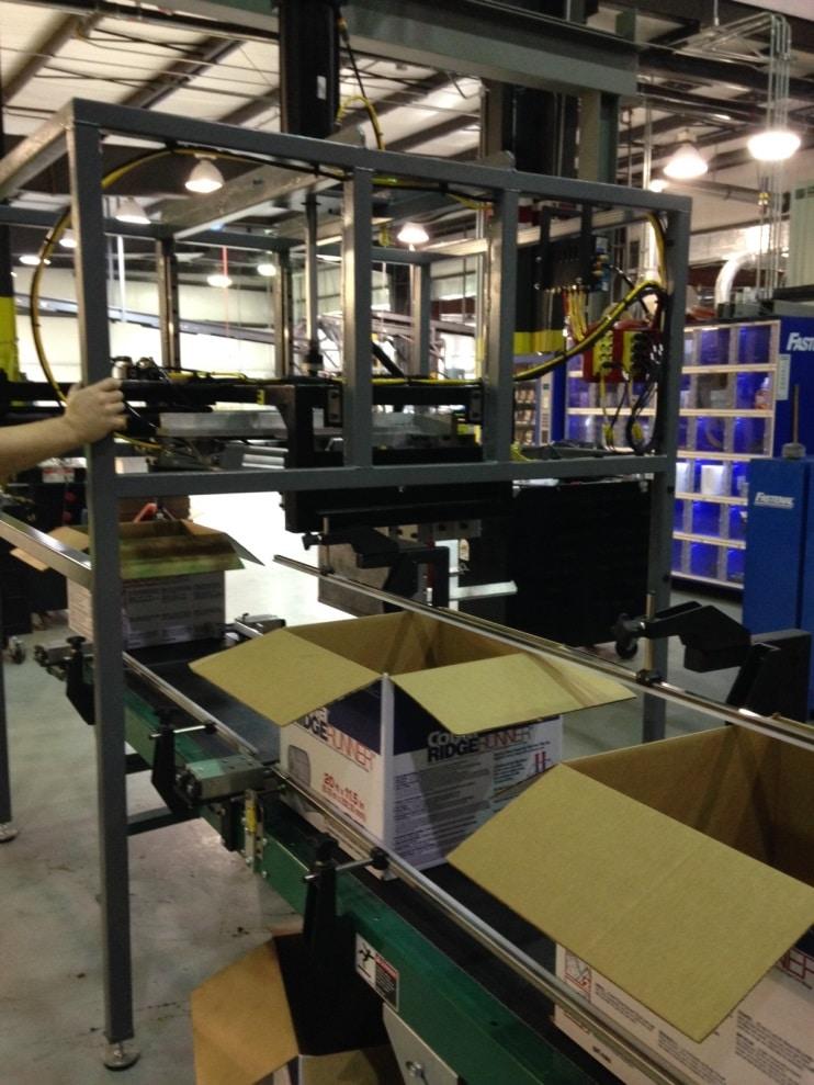 Conveyor In - Before